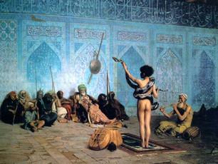L'orientalisme. 27 février 2016
