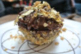 Hawksmoor Dessert Ferrero Rocher