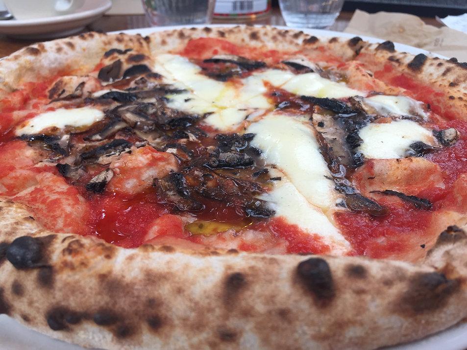 Mackie Mayor Manchester Pizza