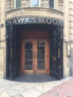 Hawksmoor Manchester Deansgate