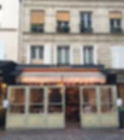 Cafe Eclair Paris Rue Cler