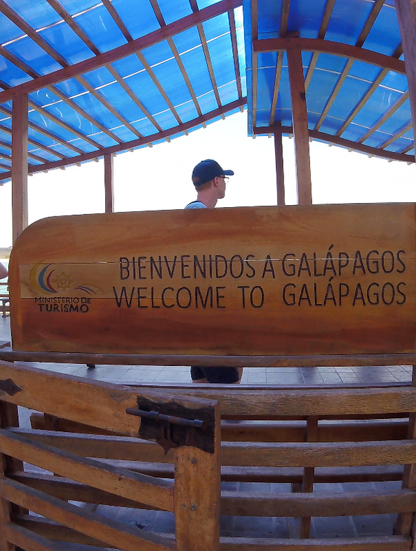 Welcome to Galapagos Islands