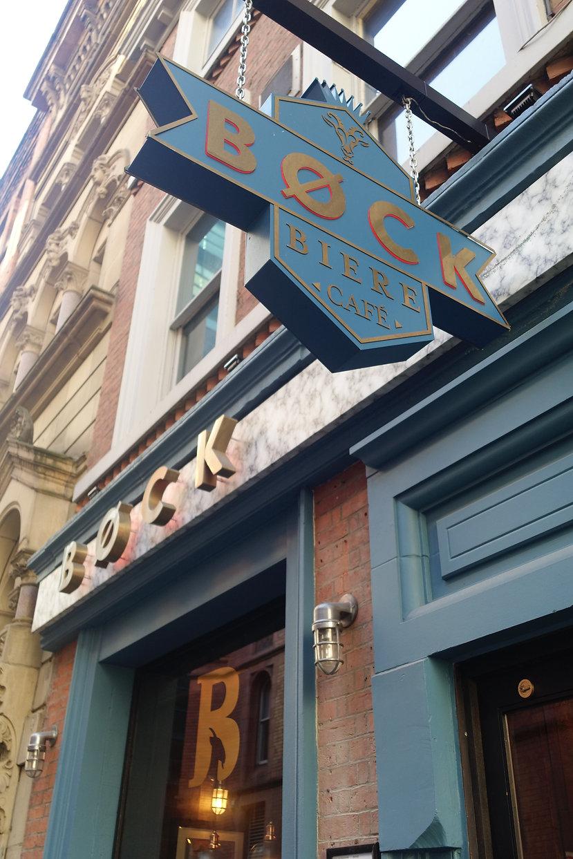 Bock Biere Cafe Manchester