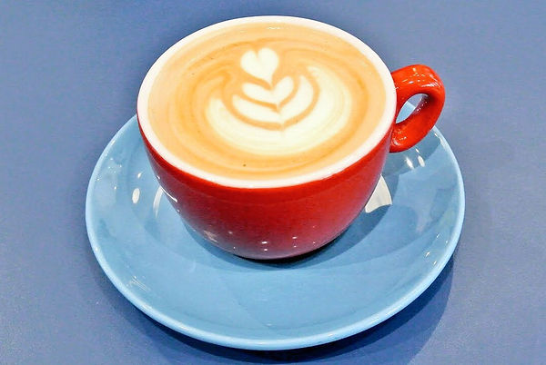 Brother Hubbard North Dublin Coffee Latte