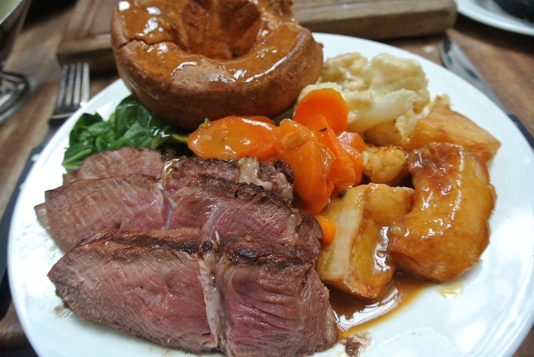 Hawksmoor Sunday Roast