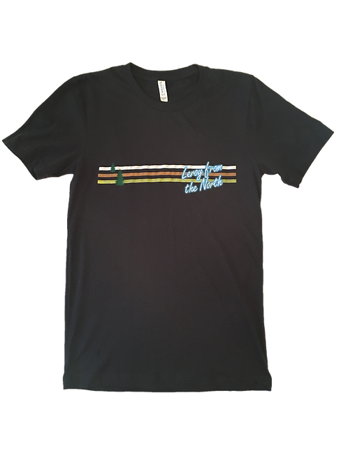 STRIPE LEROY FROM THE NORTH T-SHIRT