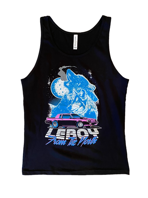 Grand National Wolf Tank Top
