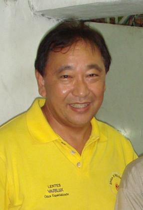 Sr. Haruo (mais conhecido como sr. Osmar)!