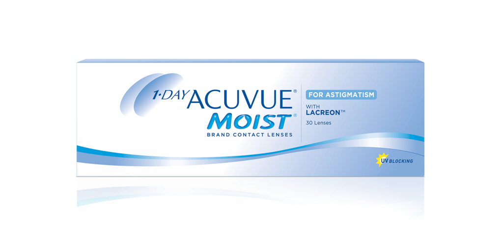 1Day Moist for Astigmatism