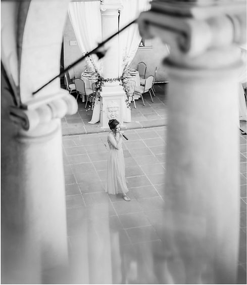 Hochzeitssängerin Jennifer Alice