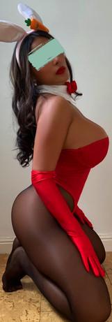 Red costume
