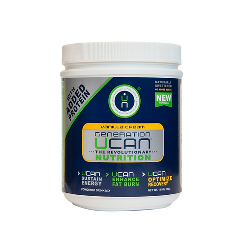 Gen UCAN - Energy Mix with Protein - Tub
