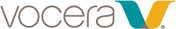 Vocera logo grey vocera full color logo