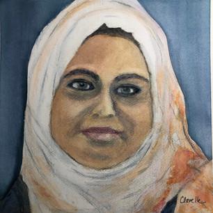 Portrait of Fathimath