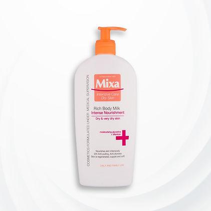 Mixa hranjivo mlijeko za tijelo
