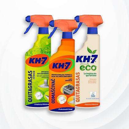 KH-7 protiv masnoće
