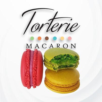 Torterie macaron