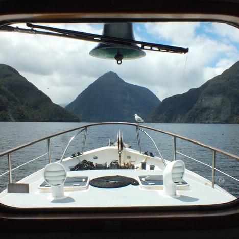 Captains view