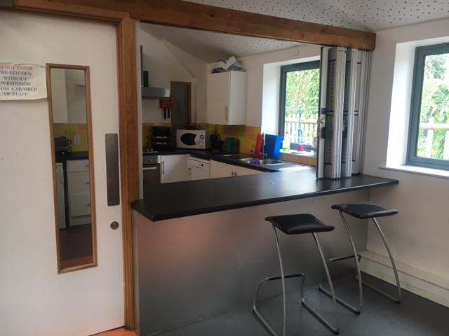 Concorde kitchen