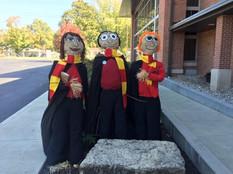 Harry, Ron, & Hermione