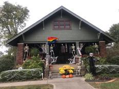 Walnut Street Skeletons