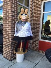Anne's Restaurant Miss Piggy