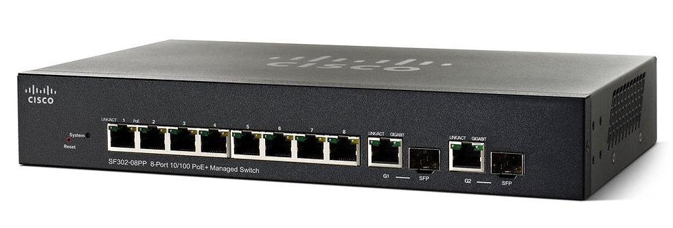 Switch 8 Port Cisco 10/100/1000