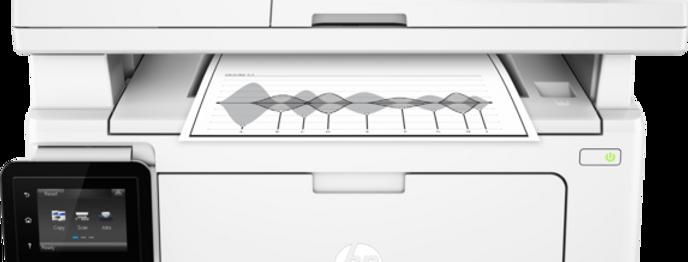 HP LASERJET M130 USB + Network