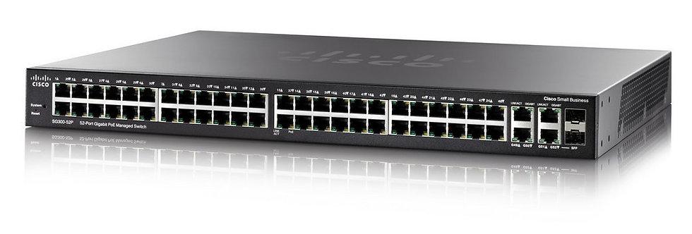Switch 52 Port Cisco 10/100/1000