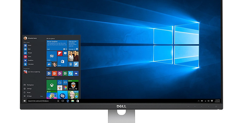 DELL LED 24 inch
