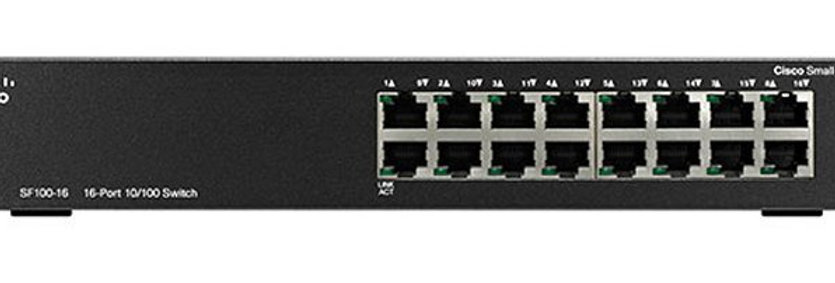 Switch 16 Port Cisco 10/100/1000