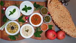 Starter Colbeh Restaurant 1