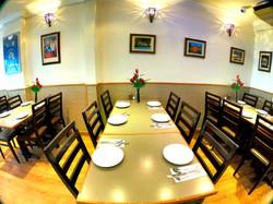 Colbeh Restaurant Inside