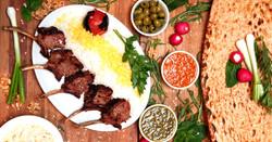 Colbeh Restaurant Halal Dish