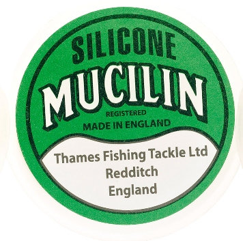 Mucilin Solid Green Silicone