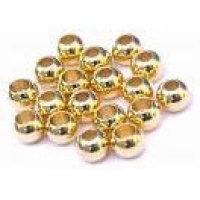 Brass Beads 25pk
