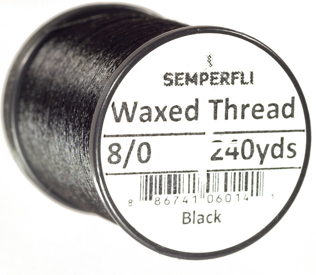 Semperfli Classic Waxed Thread