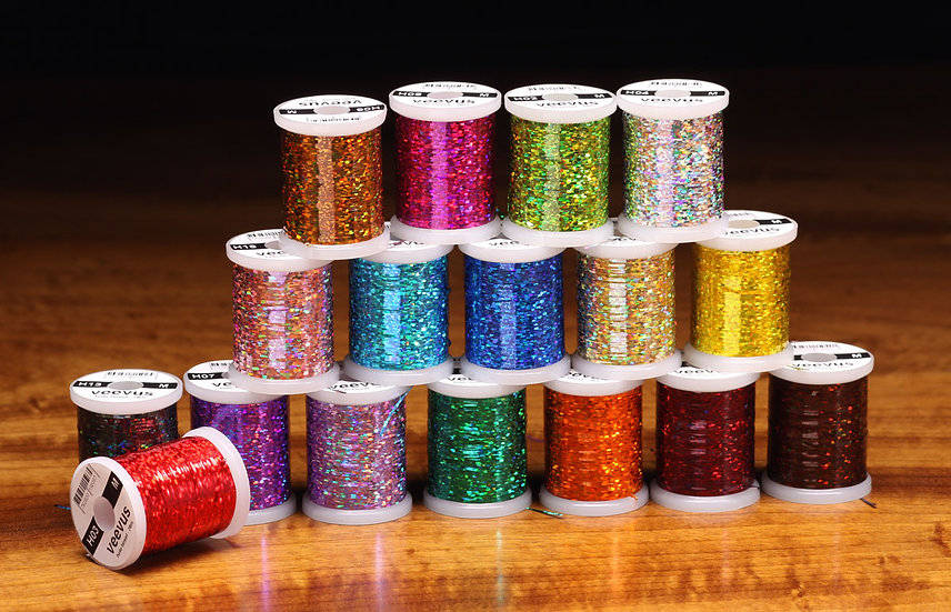 Veevus Holographic Tinsel