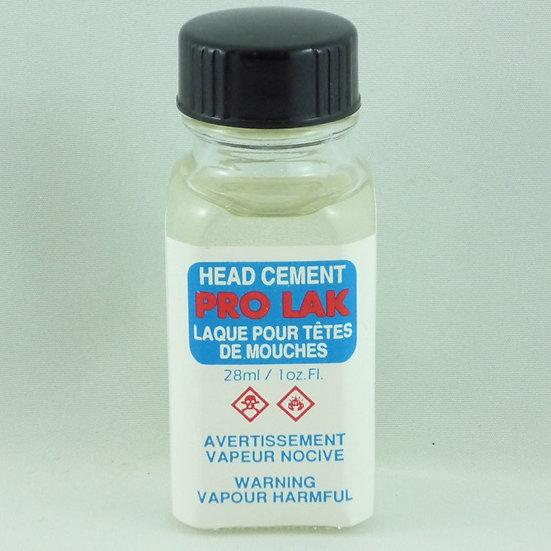 Pro-Lak Head Cement & Thinner