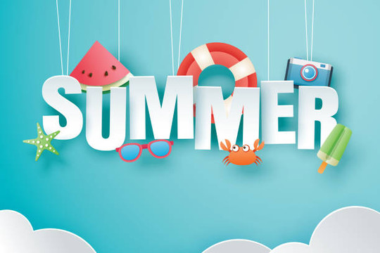 Thanks and Have a Happy & Safe Summer
