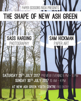 The Shape of New Ash Green 2017