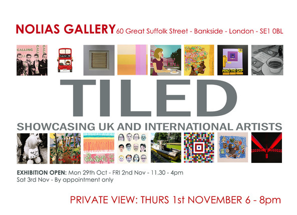 TILED group exhibition 2018