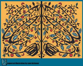 Reading tealeaves journal cover