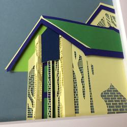 Village hall (blue) £160
