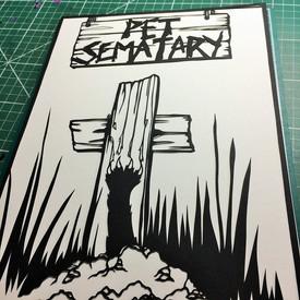 Pet Sematary Work in progress