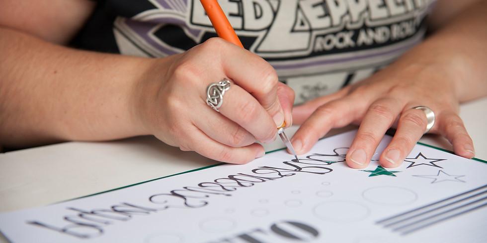 Papercutting skills (age 12+/adults)