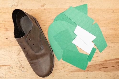 Paper Pattern Customization & Development  訂造及開發紙樣