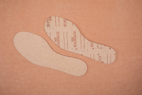 Paper Insole 1.8mm thick - A4 size  紙低 1.8mm 厚 - A4 size