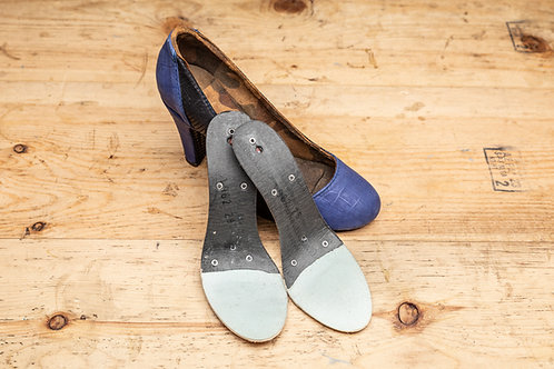 Midsoles for Ladies High heels Shoes (Round) / 女裝高踭中低 (圓頭)