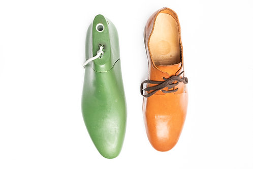 Shoe Last for Derby or Oxford Shoes - Unisex Sizes /男女德比及牛尊鞋鞋楦